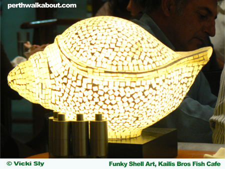 kailis-bros-fish-cafe-funky-shell-art